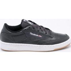Reebok Classic - Buty Club C 85 Estl. Szare buty sportowe męskie Reebok Classic, z gumy. W wyprzedaży za 249.90 zł.