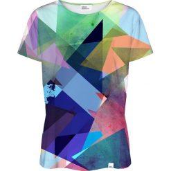 Colour Pleasure Koszulka damska CP-030 14 niebieska r. XXXL/XXXXL. T-shirty damskie Colour Pleasure. Za 70.35 zł.