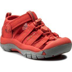 Sandały KEEN - Newport H2 1018260 Firey Red. Sandały chłopięce Keen, z materiału. W wyprzedaży za 189.00 zł.