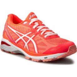 Buty ASICS - Gt-1000 5 T6A8N Flash Coral/White/Peach Melba 0601. Brązowe obuwie sportowe damskie Asics, z materiału. W wyprzedaży za 289.00 zł.