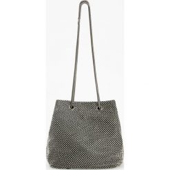 Torebka typu worek - Srebrny. Szare torebki do ręki damskie Reserved. Za 119.99 zł.
