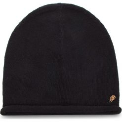 Czapka TRUSSARDI JEANS - Hat Basic 59Z00075 K299. Czarne czapki i kapelusze damskie TRUSSARDI JEANS, z jeansu. Za 169.00 zł.