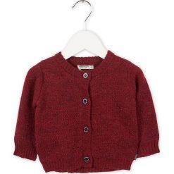 Kardigan w kolorze czerwonym. Swetry dla chłopców marki bonprix. W wyprzedaży za 95.95 zł.
