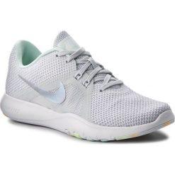 Buty NIKE - Flex Trainer 8 Prm 924340 090 Pure Platinum/Wolf Grey/White. Szare obuwie sportowe damskie Nike, z materiału. W wyprzedaży za 229.00 zł.