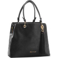 Torebka JENNY FAIRY - RH2005 Black. Czarne torebki do ręki damskie Jenny Fairy, ze skóry ekologicznej. Za 119.99 zł.