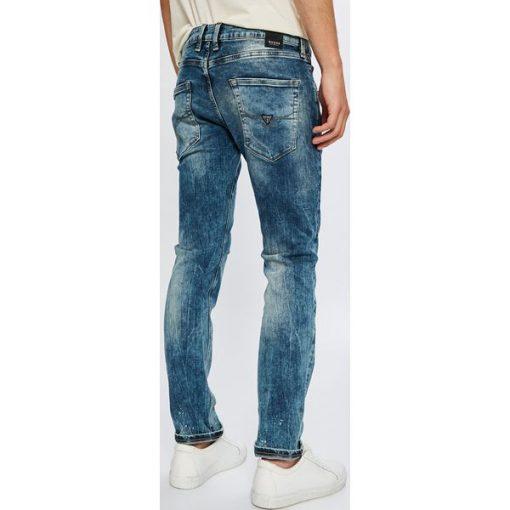 acd4db8980bd1 Guess Jeans - Jeansy Vermont - Jeansy męskie marki Guess Jeans. W wyprzedaży  za 429.90 zł. - Jeansy męskie - Spodnie męskie - Odzież męska - Dla  mężczyzn ...