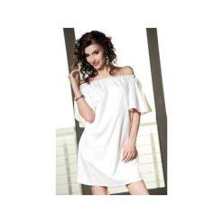 Sukienka Nicole. Białe sukienki damskie Silje. Za 249.00 zł.