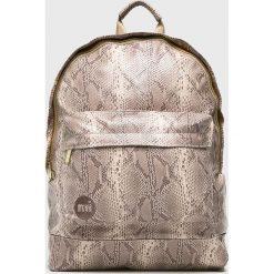 Mi-Pac - Plecak. Szare plecaki damskie Mi-Pac, z materiału. W wyprzedaży za 179.90 zł.