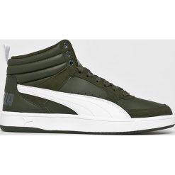 Puma - Buty Rebound Street v2. Szare buty sportowe męskie Puma, z materiału. W wyprzedaży za 239.90 zł.