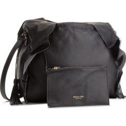 Torebka PATRIZIA PEPE - 8V0257/A4E3-K103 Nero. Czarne torebki do ręki damskie Patrizia Pepe, w geometryczne wzory, ze skóry. Za 2,389.00 zł.