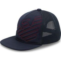 Czapka z daszkiem EMPORIO ARMANI - 404569 8A526 00236 Dark Blue. Niebieskie czapki i kapelusze męskie Emporio Armani. Za 269.00 zł.