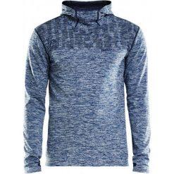 Craft Bluza Męska Core 2.0 Hood Niebieska M. Niebieskie bluzy męskie Craft. W wyprzedaży za 219.00 zł.