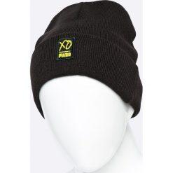 Puma - Czapka Puma x XO The Weeknd. Żółte czapki i kapelusze męskie Puma. W wyprzedaży za 89.90 zł.