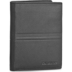 Duży Portfel Męski SAMSONITE - 001-015A0-0098-01 Black. Czarne portfele męskie Samsonite, ze skóry. Za 149.00 zł.