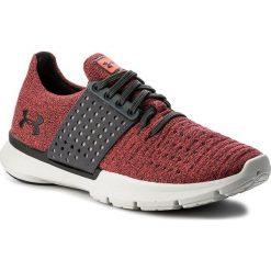 Buty UNDER ARMOUR - Ua W Speedform Slingwrap 1295755-600 Mnr/Glg/Sty. Czerwone obuwie sportowe damskie Under Armour, z gumy. W wyprzedaży za 319.00 zł.