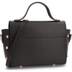 Torebka CREOLE - K10579  Czarny. Czarne torebki do ręki damskie Creole, ze skóry. Za 189.00 zł.