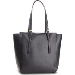 Torebka CALVIN KLEIN - Serene Shopper K60K604434 001. Czarne torebki shopper damskie Calvin Klein, ze skóry. Za 1,299.00 zł.