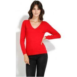 William De Faye Sweter Damski Xl Czerwony. Czerwone swetry damskie William de Faye, z kaszmiru. Za 189.00 zł.