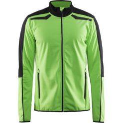 Craft Kurtka męska Intensity Softshell Jacket czarno-zielona r. S (1904463-2620). Kurtki sportowe męskie Craft, z softshellu. Za 263.77 zł.
