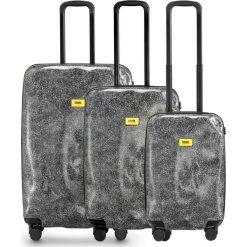 Walizki Surface w zestawie 3 el. White Fur. Walizki męskie Crash Baggage, z materiału. Za 2,712.00 zł.
