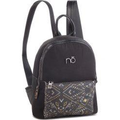 Plecak NOBO - NBAG-F2730-C020 Czarny. Plecaki damskie marki Nobo. W wyprzedaży za 159.00 zł.
