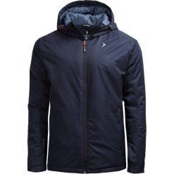 Kurtka narciarska męska KUMN600 - GRANAT - Outhorn. Brązowe kurtki snowboardowe męskie Outhorn, na jesień, z materiału. W wyprzedaży za 160.99 zł.