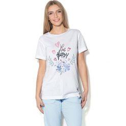 Colour Pleasure Koszulka CP-030  235 biała r. M/L. T-shirty damskie Colour Pleasure. Za 70.35 zł.