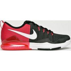 Nike - Buty Zoom Train Action. Szare buty sportowe męskie Nike, z materiału. W wyprzedaży za 329.90 zł.