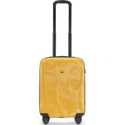 Walizka Icon kabinowa matowa żółta. Walizki męskie Crash Baggage. Za 880.00 zł.