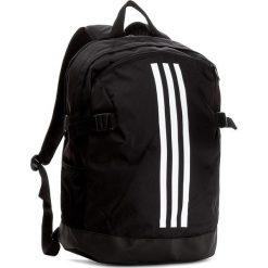 Plecak adidas - BP Power IV M BR5864 Black/White/White. Czarne plecaki damskie Adidas, z materiału, sportowe. W wyprzedaży za 129.00 zł.