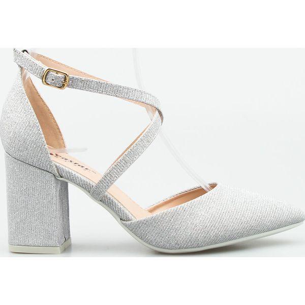 Sandałki na niskim koturnie beżowo-różowe zamszowe NUDE KB