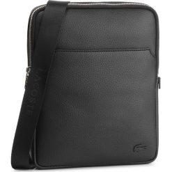Saszetka LACOSTE - Large Flat Crossover Bag NH1741GL Black 000. Saszetki męskie marki BABOLAT. Za 439.00 zł.