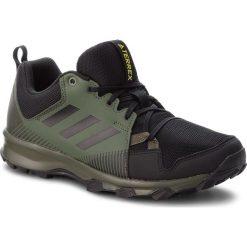 Buty adidas - Terrex Tracerocker AC7947 Cblack/Cblack/Basgrn. Czarne buty sportowe męskie Adidas, z materiału. W wyprzedaży za 269.00 zł.