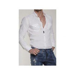 Koszula BLACK COLT CLASSIC 1. Białe koszule męskie Guns&tuxedos, z tkaniny. Za 399.00 zł.