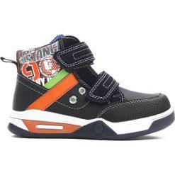 Czarne Buty Sportowe The House. Czarne buty sportowe chłopięce Born2be, z materiału. Za 69.99 zł.