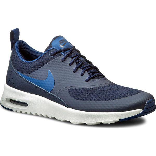 separation shoes 6d415 6ba27 Buty NIKE - Air Max Thea Txt 819639 401 Obsidian Coastal Blue Smmt ...