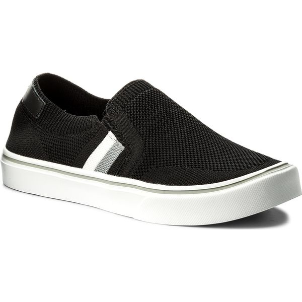 05307cb996592 Tenisówki TOMMY HILFIGER - Lightweight Corporate Slip On FM0FM01634 ...