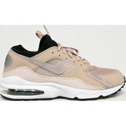 Nike Sportswear - Buty Air Max 93. Brązowe buty sportowe męskie Nike Sportswear, z materiału. W wyprzedaży za 499.90 zł.