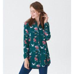 Wzorzysta koszula - Wielobarwn. Koszule damskie marki SOLOGNAC. W wyprzedaży za 39.99 zł.