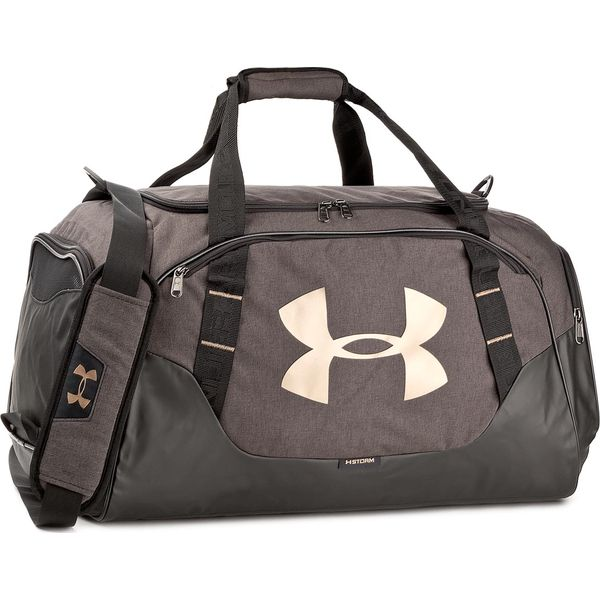 8bb12c1c0 Torba UNDER ARMOUR - Ua Undeniable Duffle 3.0 M 1300213-002 Szary ...