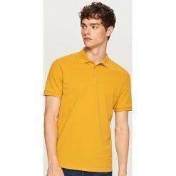 Koszulka polo - Żółty. Koszulki polo męskie marki Giacomo Conti. W wyprzedaży za 34.99 zł.