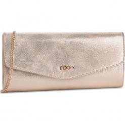 Torebka NOBO - NBAG-C3751-C023 Złoty. Żółte torebki do ręki damskie Nobo, z materiału. W wyprzedaży za 99.00 zł.