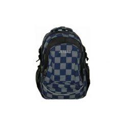 Plecak młodzieżowy Jetbag 18G12. Szara torby i plecaki dziecięce Derform. Za 65.00 zł.