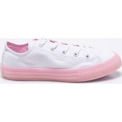 Converse - Tenisówki dziecięce. Trampki i tenisówki dziewczęce Converse, z gumy. Za 189.90 zł.