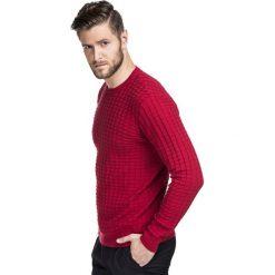 Sweter FABIANO SWTR000189. Swetry przez głowę męskie marki Giacomo Conti. Za 189.00 zł.