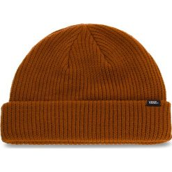 Czapka VANS - Core Basics Bea VN000K9YYFQ Sequoia. Brązowe czapki i kapelusze męskie Vans. Za 79.00 zł.
