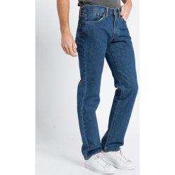 Levi's - Jeansy. Brązowe jeansy męskie Levi's. Za 299.90 zł.