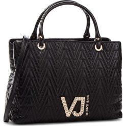 Torebka VERSACE JEANS - E1VSBBI7 70784 899. Czarne torebki do ręki damskie Versace Jeans, z jeansu. Za 849.00 zł.