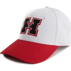 Czapka z daszkiem TOMMY HILFIGER - H Cap AM0AM04385 901. Białe czapki i kapelusze męskie Tommy Hilfiger. Za 179.00 zł.