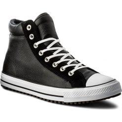 Trampki CONVERSE - Ctas Boot Pc Hi 157496C Black/Black/White. Czarne trampki męskie Converse, z gumy. W wyprzedaży za 289.00 zł.